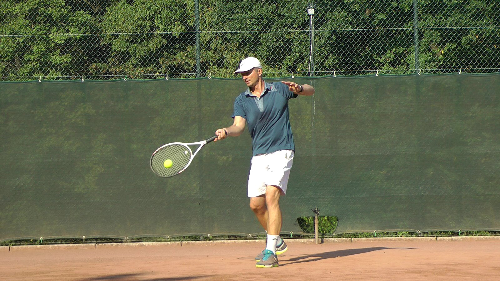 Tennis Forehand Technique - 8 Steps To A Modern Forehand | Feel Tennis